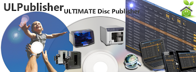 ULPublisher (Cost effective advance disc burning solution)